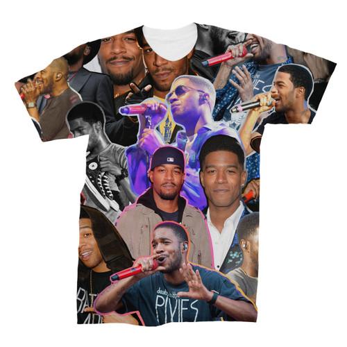 Kid Cudi Photo Collage T-Shirt