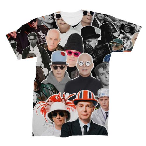 Pet Shop Boys Photo Collage T-Shirt