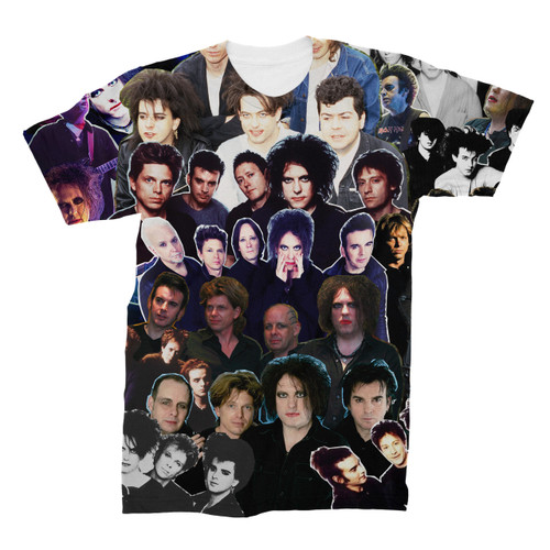 The Cure Photo Collage T-Shirt