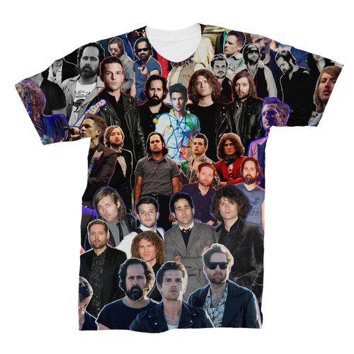 The Killers Photo Collage T-Shirt