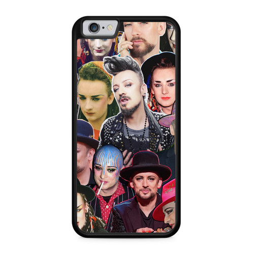 Boy George phone case