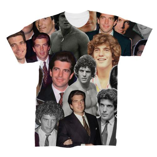 John F. Kennedy Jr. tshirt