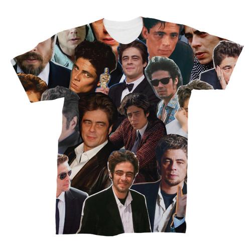 Benicio del Toro tshirt