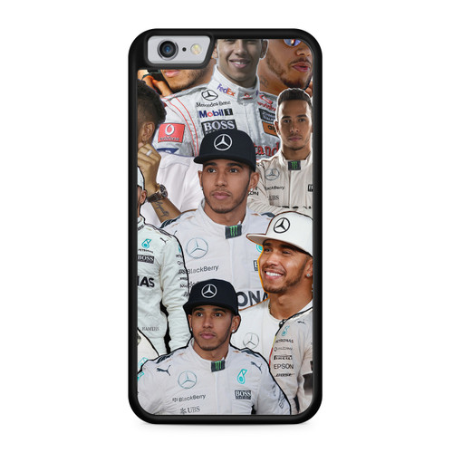 Lewis Hamilton phone case