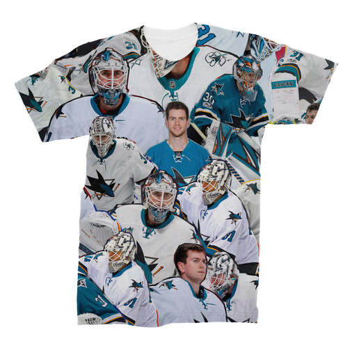 Martin Jones tshirt