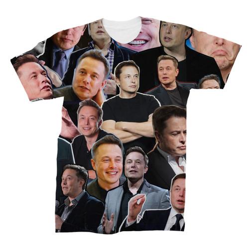 Elon Musk tshirt