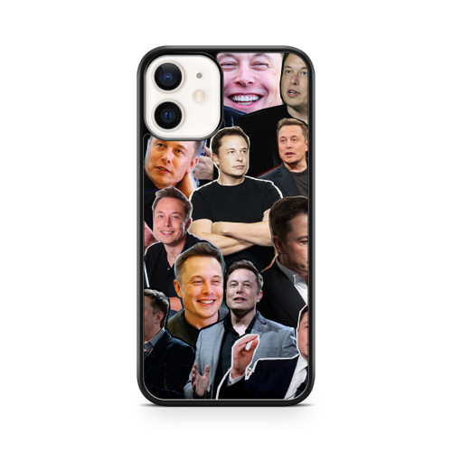 Elon Musk phone case Iphone 12