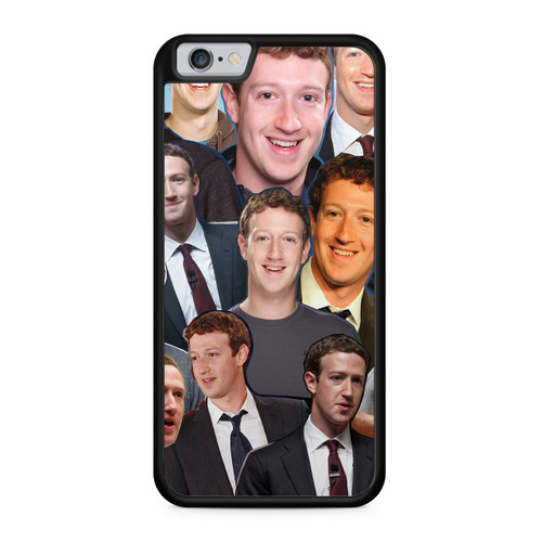 Mark Zuckerberg phone case