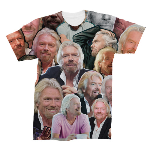 Richard Branson tshirt