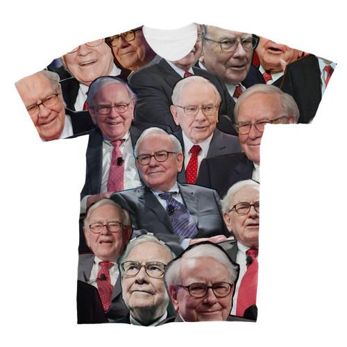 Warren Buffett tshirt