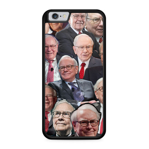 Warren Buffett phone case