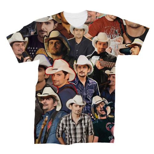 Brad Paisley tshirt