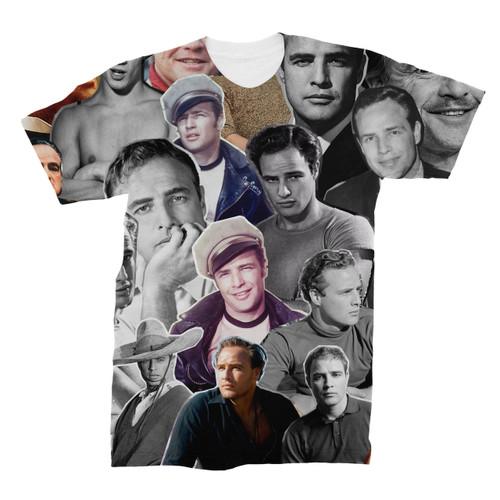 Marlon Brando tshirt