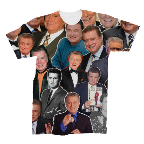 Regis Philbin tshirt