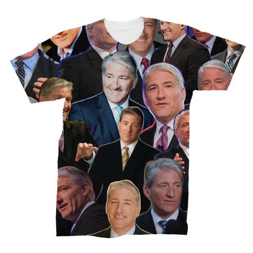 John King tshirt