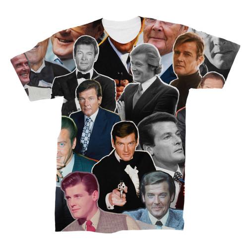 Roger Moore tshirt