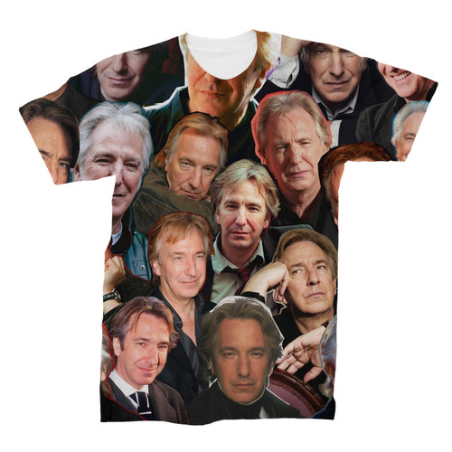 Alan Rickman tshirt