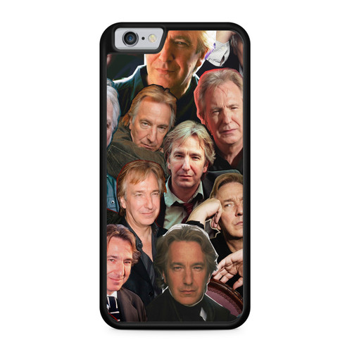 Alan Rickman phone case