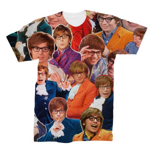 Austin Powers tshirt