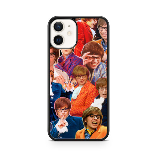 Austin Powers Phone Case iphone 12