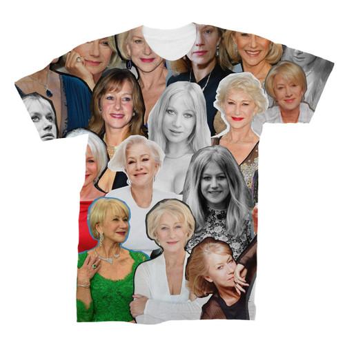 Helen Mirren tshirt
