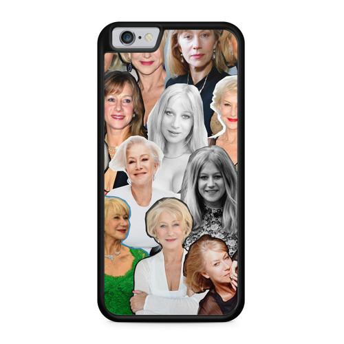 Helen Mirren Phone Case