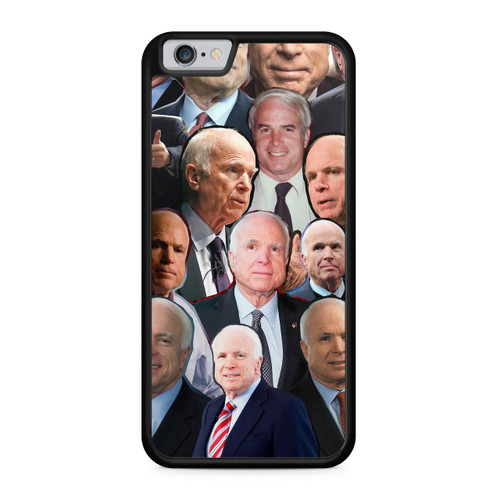 John McCain phone case