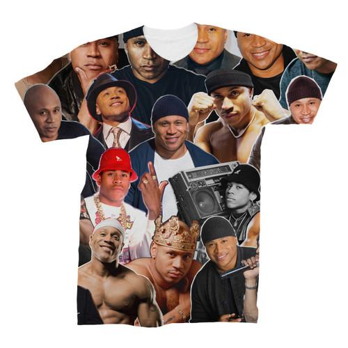 LL Cool J tshirt