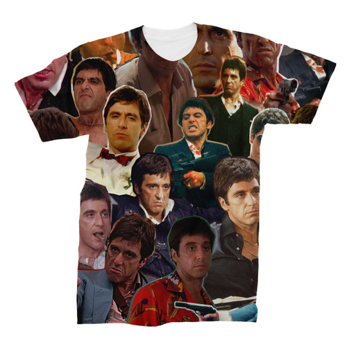 Tony Montana tshirt