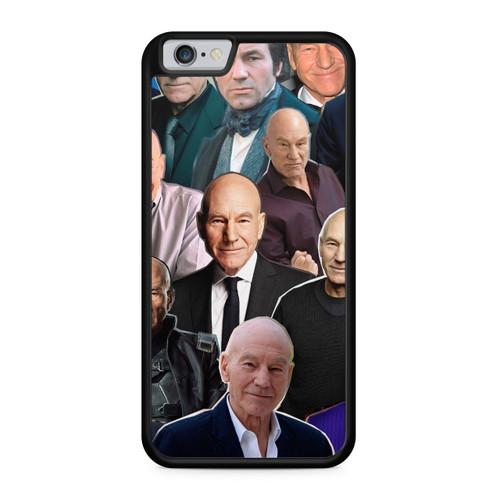 Patrick Stewart phone case