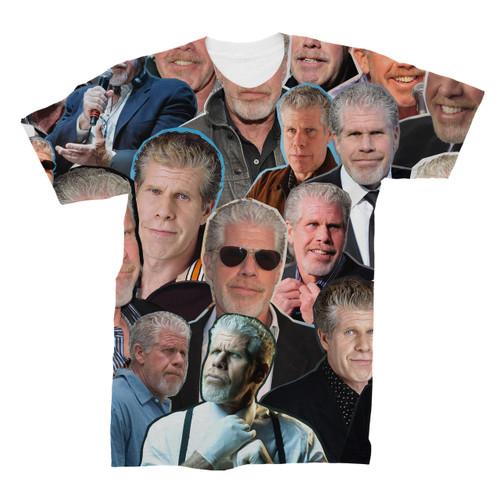 Ron Perlman tshirt