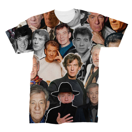 Ian McKellen tshirt