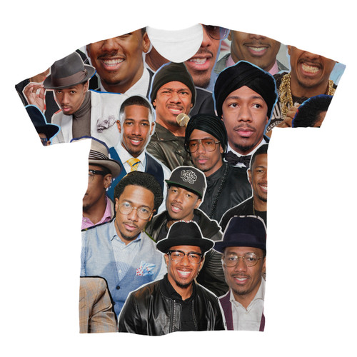 Nick Cannon tshirt
