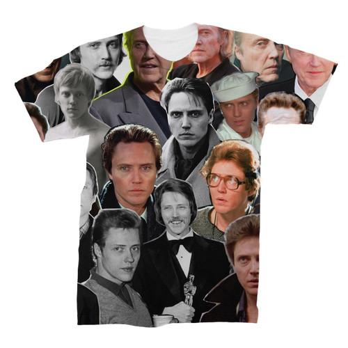 Christopher Walken tshirt