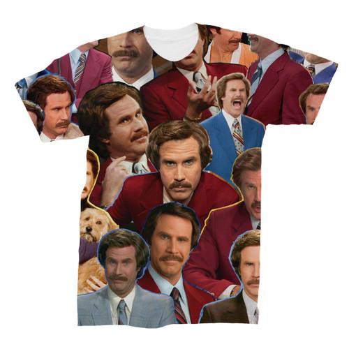 Ron Burgundy tshirt