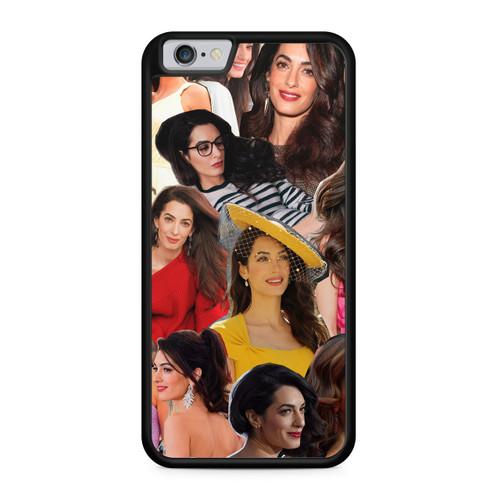 Amal Clooney phone case