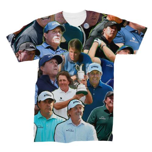 Phil Mickelson tshirt
