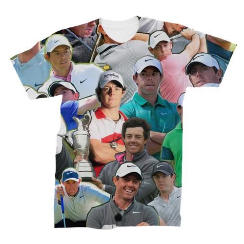Rory McIlroy tshirt