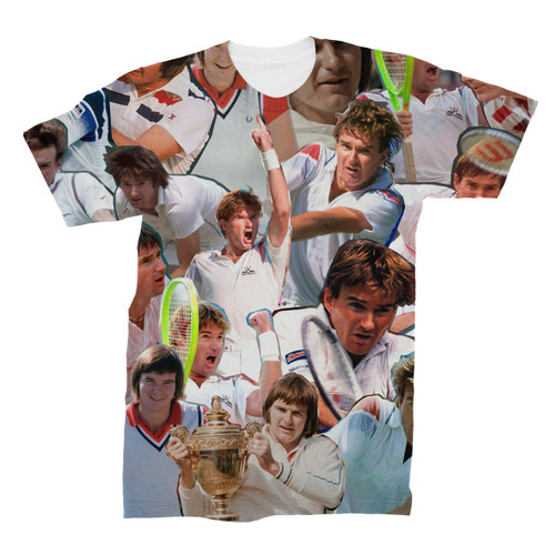 Jimmy Connors tshirt