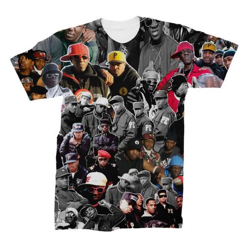 Public Enemy tshirt