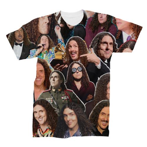 """""""Weird Al"""" Yankovic tshirt"""