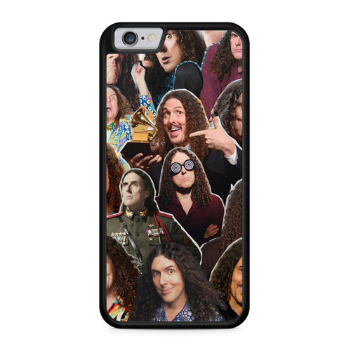 """Weird Al"" Yankovic phone case"