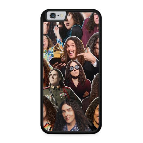 """Weird Al"" Yankovic phone case"