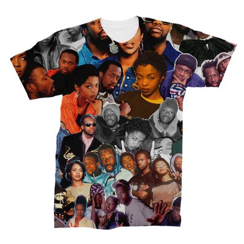 The Fugees tshirt