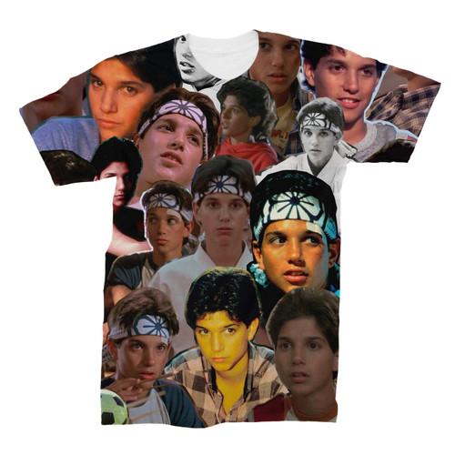 Daniel laRusso (The Karate Kid) tshirt