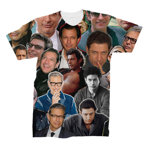 Jeff Goldblum tshirt