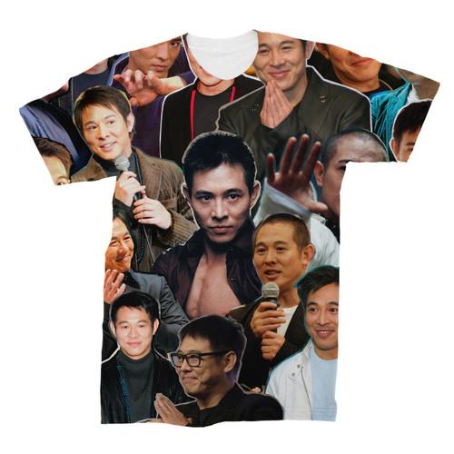 Jet Li tshirt
