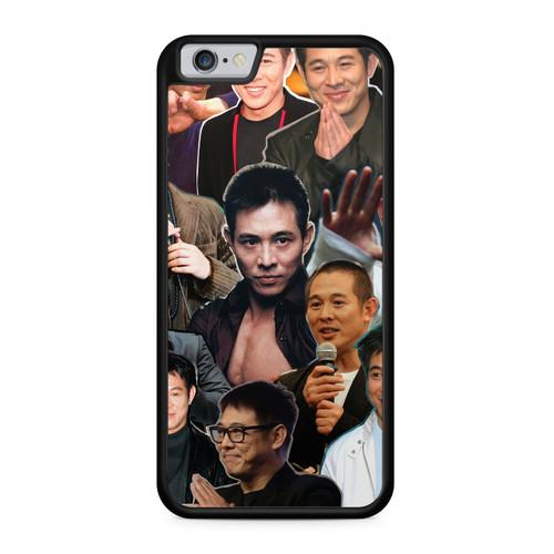 Jet Li phone case