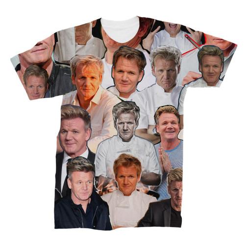 Gordon Ramsay tshirt