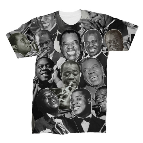 Louis Armstrong tshirt